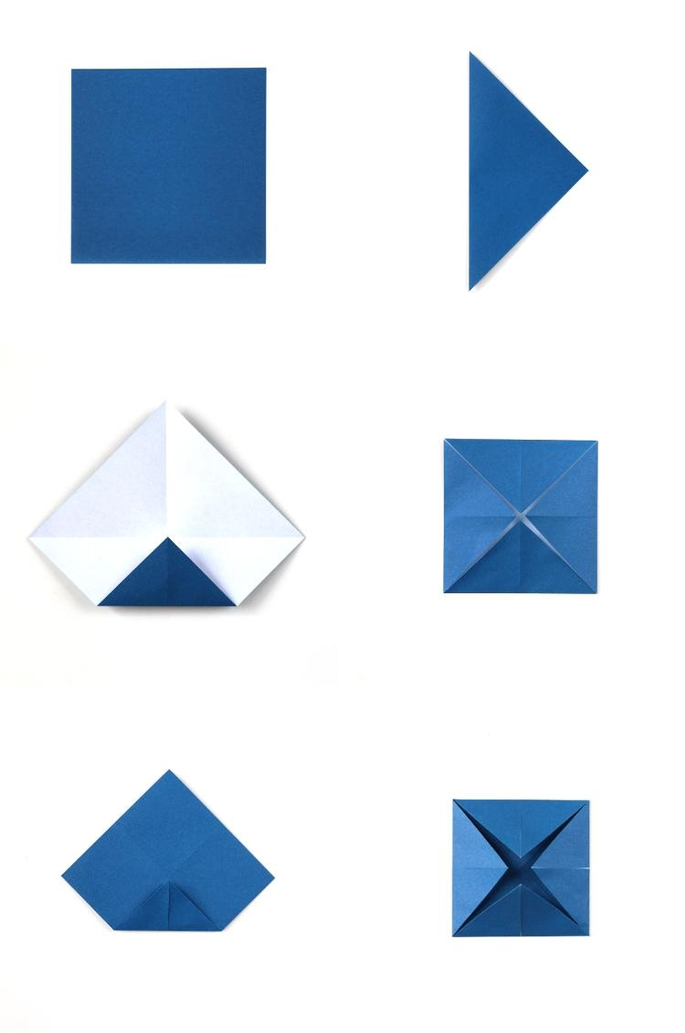 Easy Origami Wall Art (Image 10 of 20)