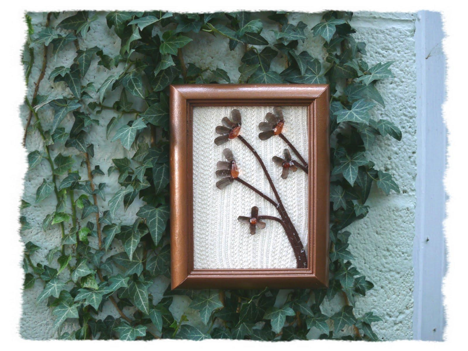 Easy Pine Cone Wall Art | Happy Hodgepodge Home For Pine Cone Wall Art (Image 8 of 20)