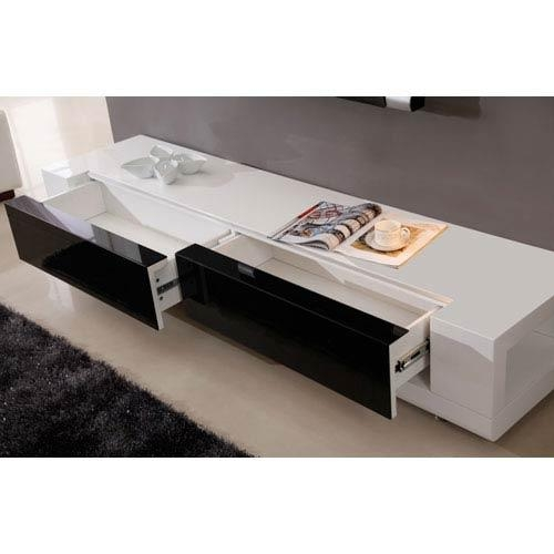 Editor White Tv Stand B Modern Tv Mounts & Swivels Tv Stands Regarding Most Current B Modern Tv Stands (View 17 of 20)