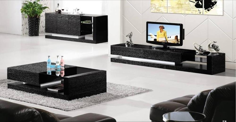 Elegant Coffee Table Tv Stand Tv Unit And Coffee Table Set Within Most Recently Released Matching Tv Unit And Coffee Tables (View 3 of 20)