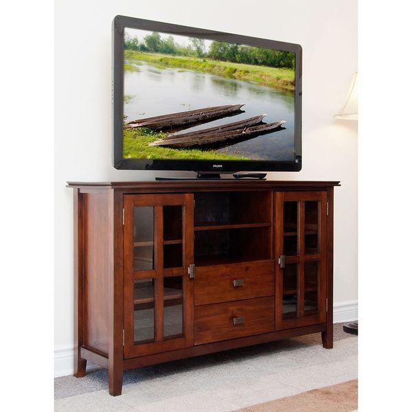 Elegant Tall Tv Consoles For Flat Screens 17 Best Ideas About Pertaining To 2018 Very Tall Tv Stands (View 9 of 20)