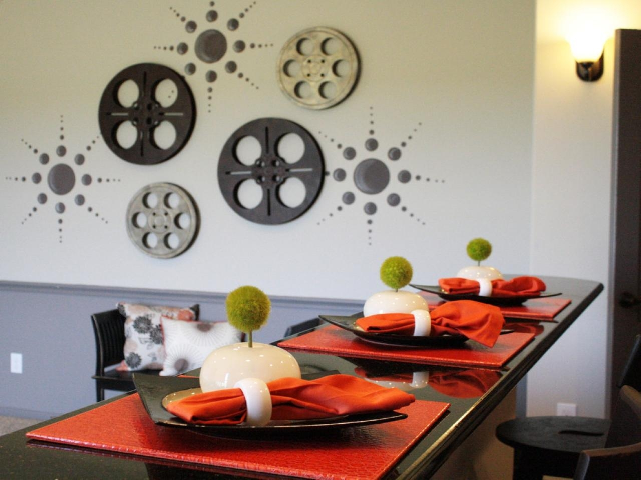 Enchanting 40+ Movie Wall Decor Design Inspiration Of Movie Inside Movie Reel Wall Art (View 17 of 20)