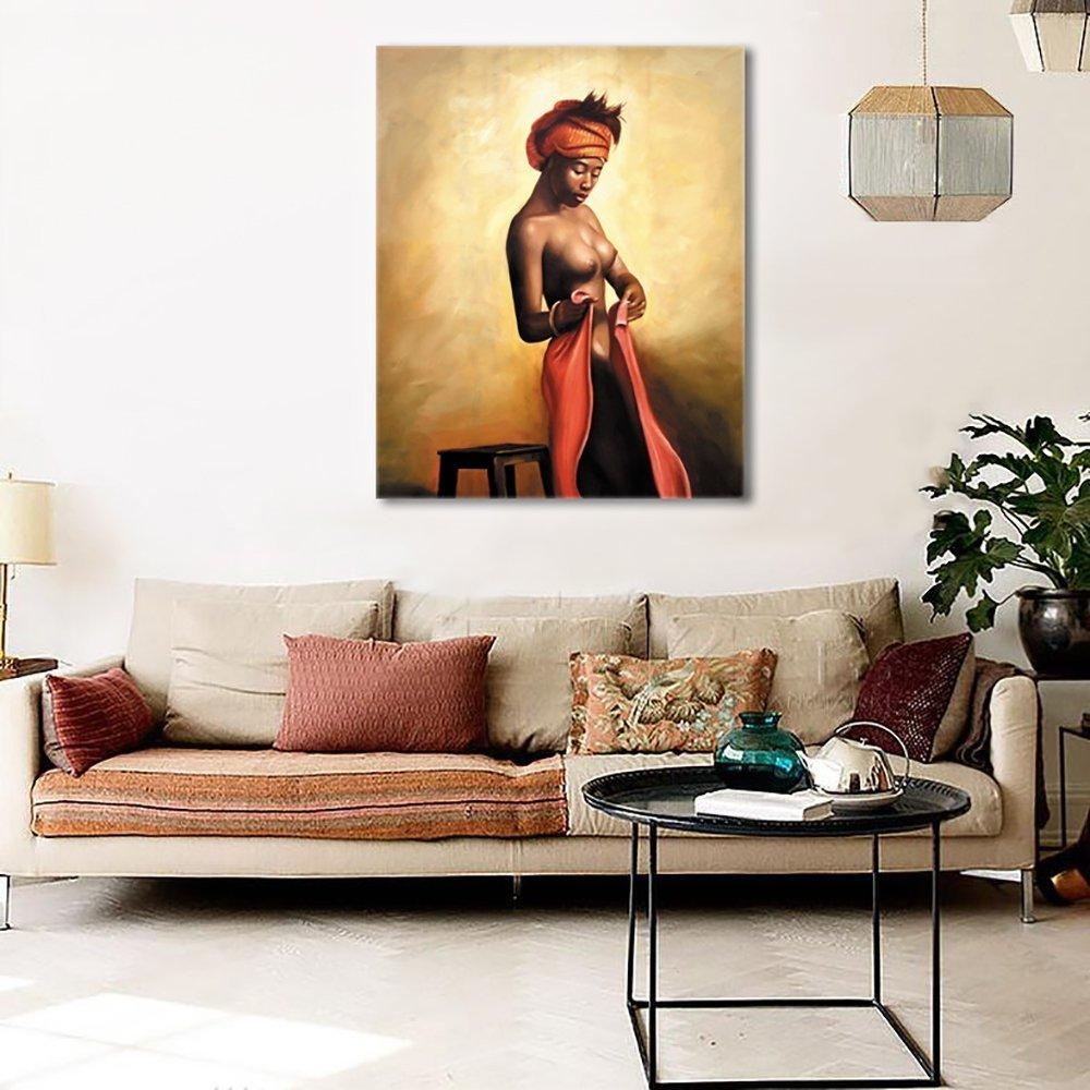 Featured Photo of Framed African American Wall Art