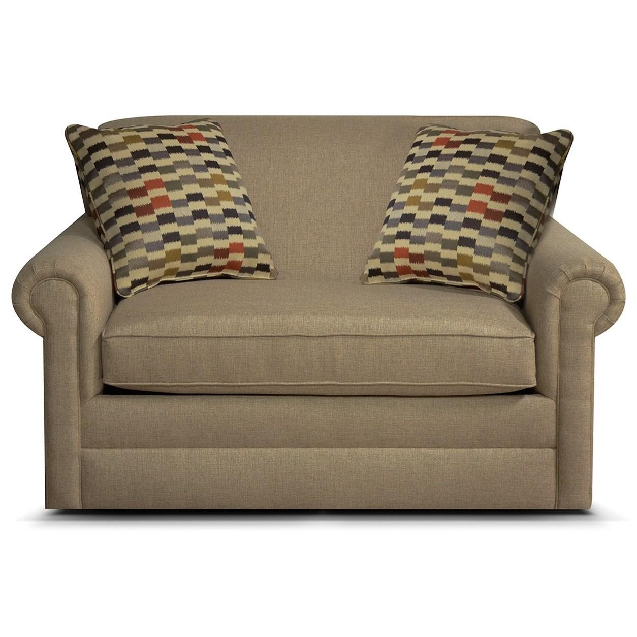 England Savona Twin Sleeper Sofa – Lindy's Furniture Company With Regard To Loveseat Twin Sleeper Sofas (View 8 of 20)