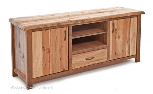 Entertainment Cabinets Archives – Woodland Creek Furniture Intended For Most Recently Released Rustic Tv Cabinets (Image 8 of 20)