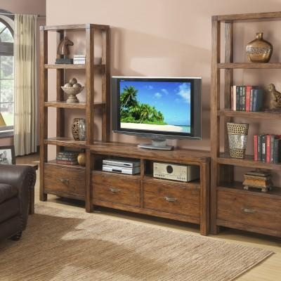 Entertainment Center/tv Stands | Model Home Furnishings Pertaining To Recent Entertainment Center Tv Stands (Image 10 of 20)
