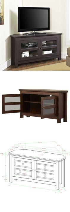 Entertainment Units Tv Stands: South Shore Agora 38 Wide Wall Throughout Recent Cordoba Tv Stands (Image 9 of 20)