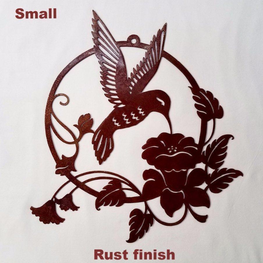 Ergonomic Black Metal Wall Art For Kitchen Of Design Decor Black Throughout Hummingbird Metal Wall Art (Image 4 of 20)