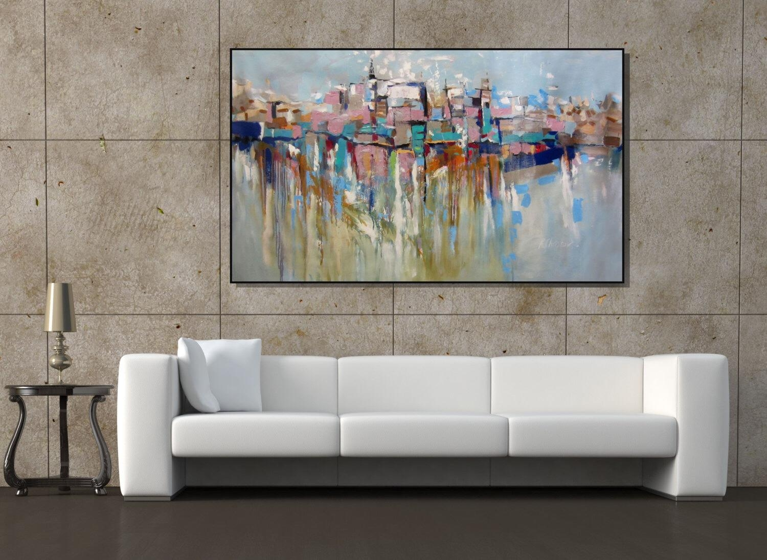 Ergonomic Wall Design Large Canvas Print Rustic Extra Large Wall Throughout Art For Large Wall (Image 9 of 20)
