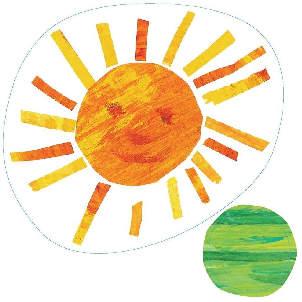 Eric Carle Cliparts | Free Download Clip Art | Free Clip Art | On Intended For Eric Carle Wall Art (Image 8 of 20)