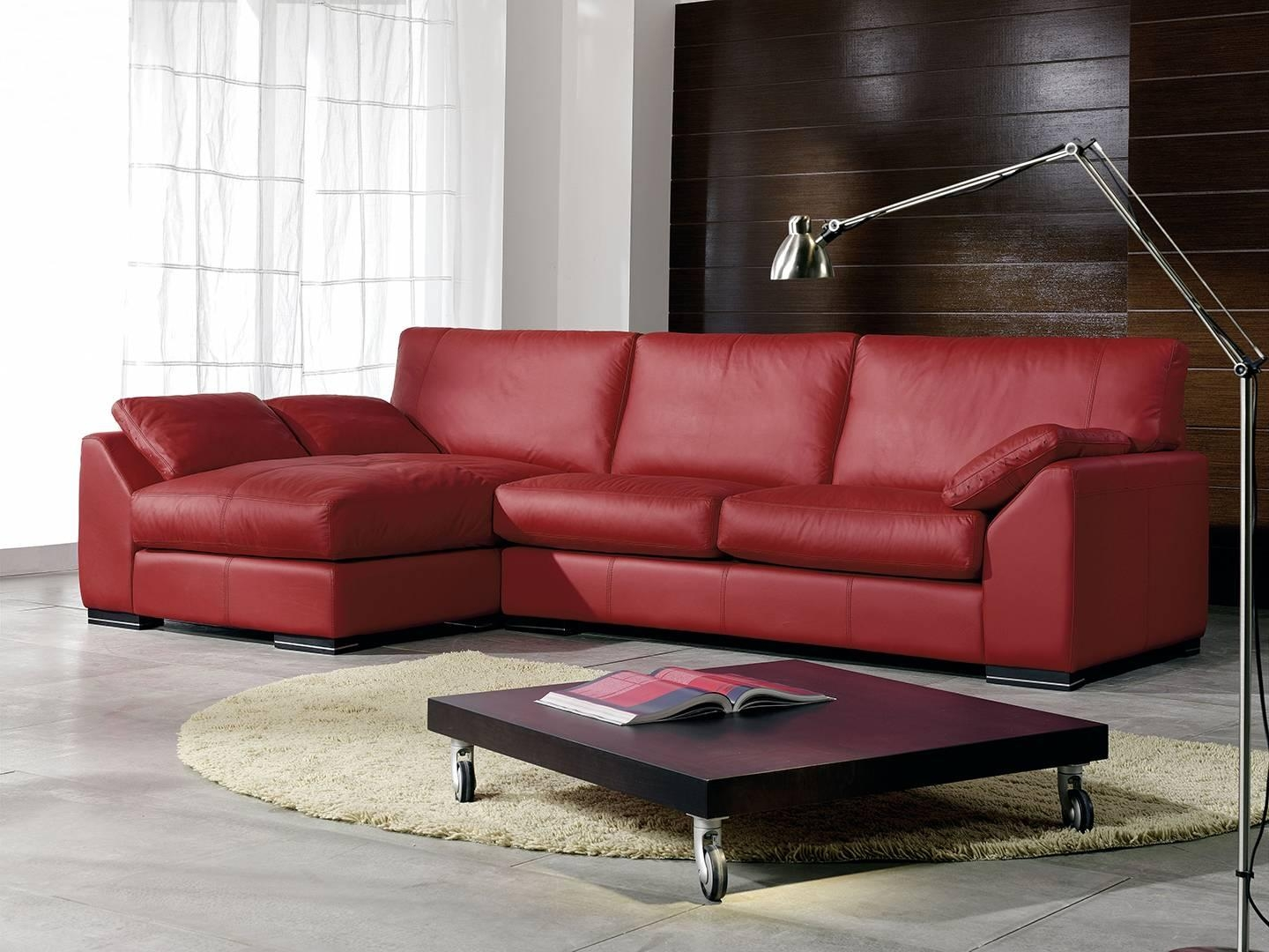 European Leather Sectional Sofas – Video And Photos Inside European Leather Sofas (Image 6 of 21)