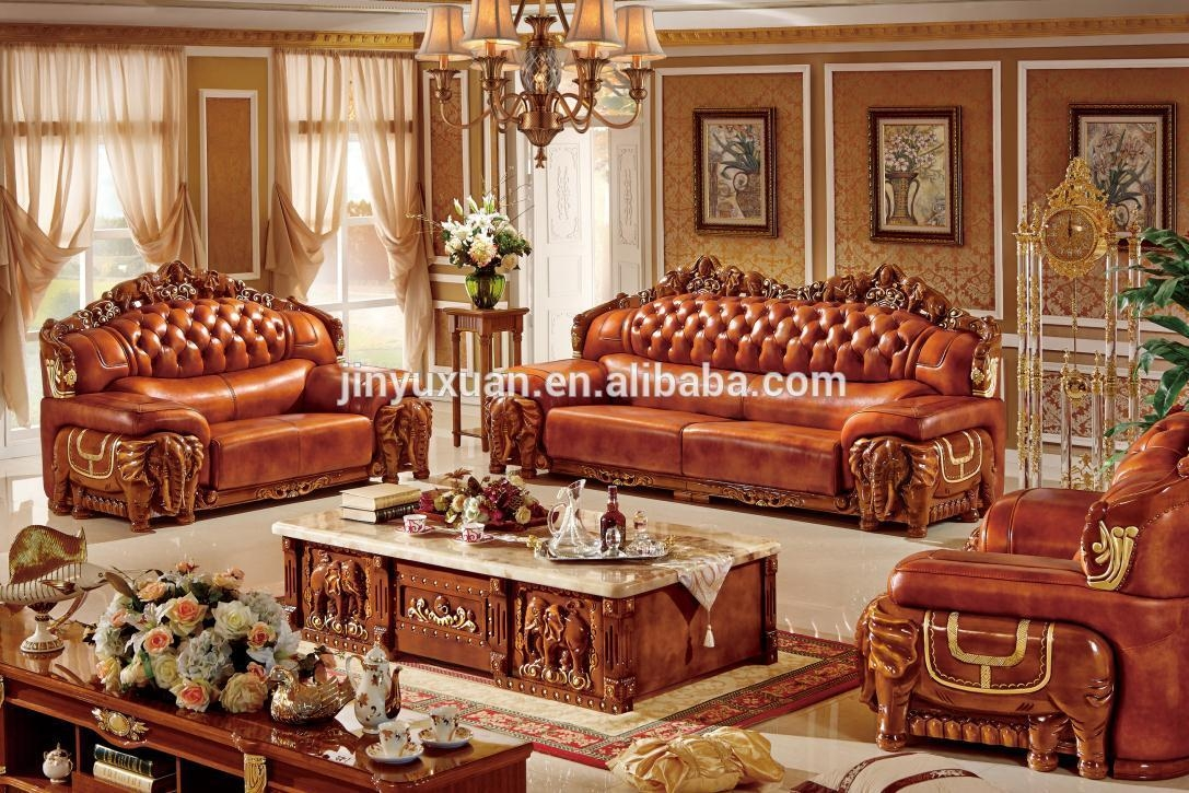 European Living Room Furniture – Modern House Intended For European Leather Sofas (Image 9 of 21)