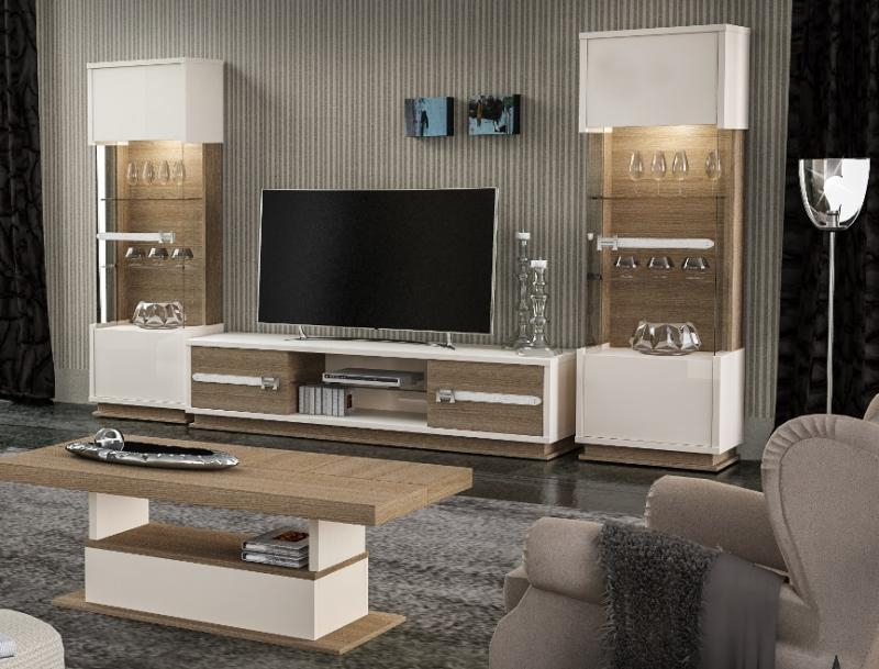 Evolution Modern Tv Unit | Living Room Furniture | Modern Furniture Regarding 2017 Shiny Tv Stands (Image 17 of 20)