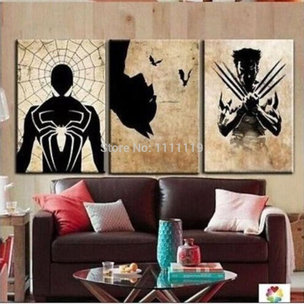 Excellent Decoration Wall Art For Men Nice Looking Popular Wall With Regard To Wall Art For Guys (View 12 of 20)