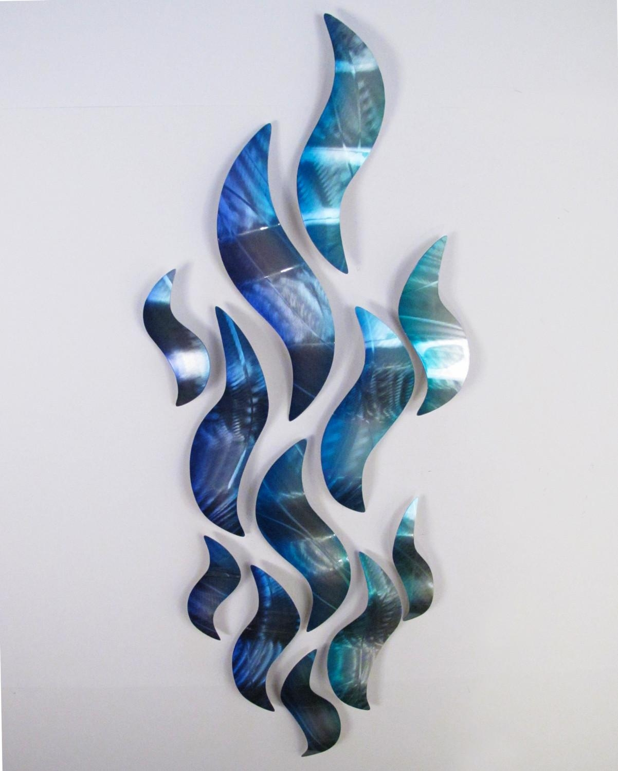Excellent Metal Fish Wall Art New Zealand Fish Metal Wall Art Throughout Large Metal Wall Art Sculptures (View 2 of 20)