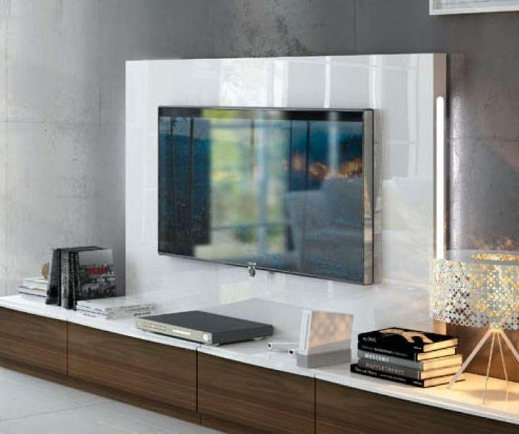 Extra Image 2 | Other | Pinterest | Low Tv Unit, Tv Units And Wall For Most Recent Tv Stands With Back Panel (Image 7 of 20)