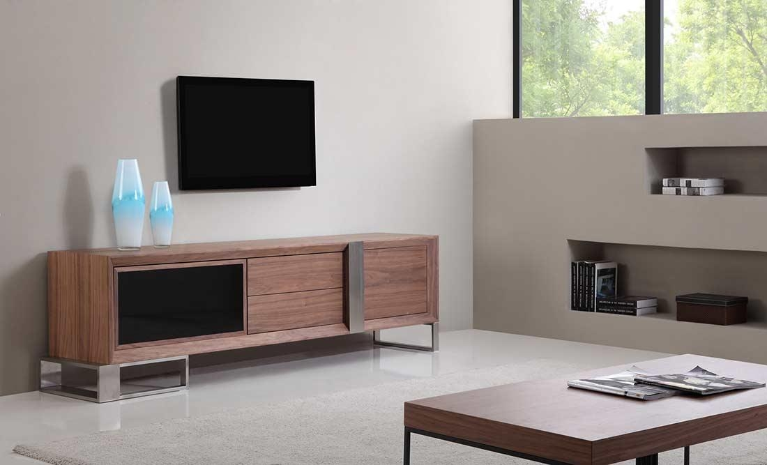 Extra Long Modern Tv Stand Bm 36 | Tv Stands With Newest Extra Long Tv Stands (View 3 of 20)