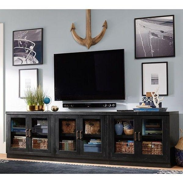 Extra Long Tv Stand #2026 Pertaining To Most Popular Long Tv Stands (View 18 of 20)