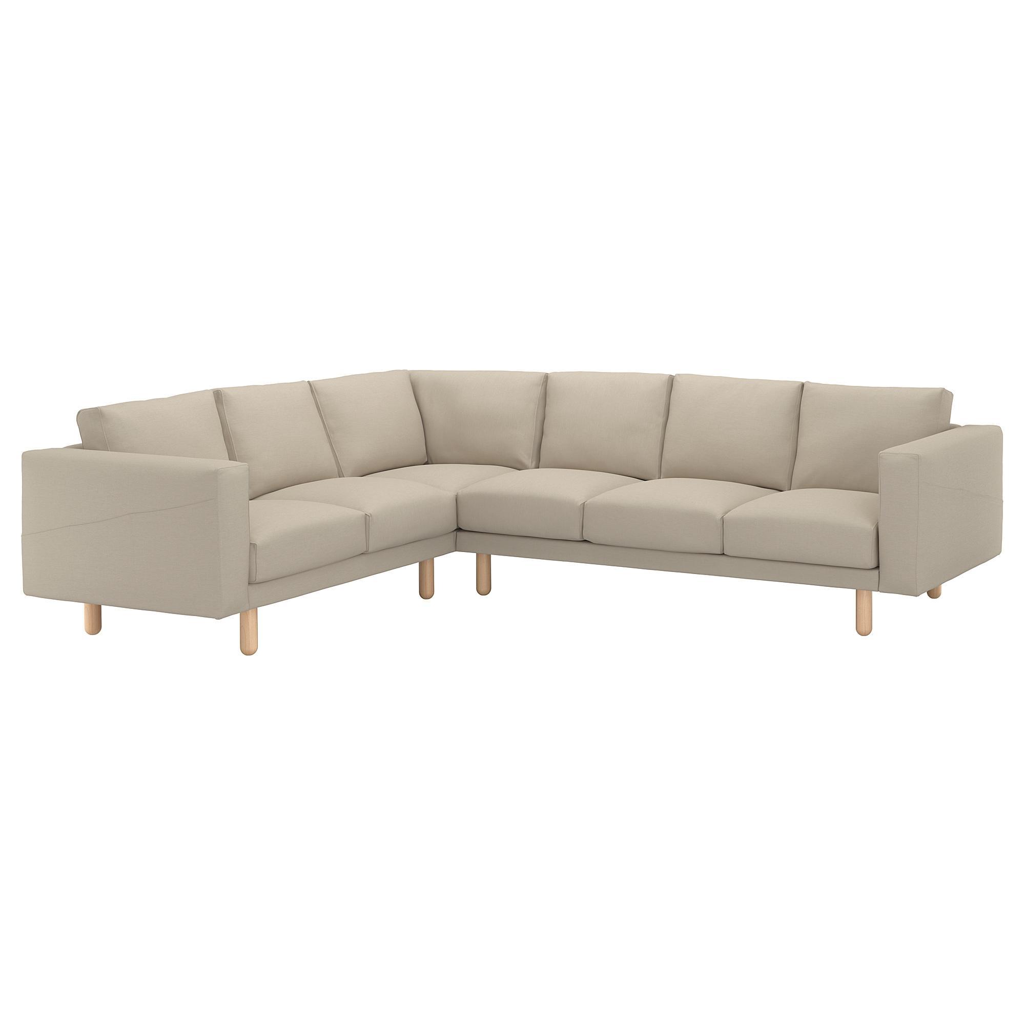 Fabric Sectional Sofas – Ikea Within Sofa Corner Units (Image 10 of 24)