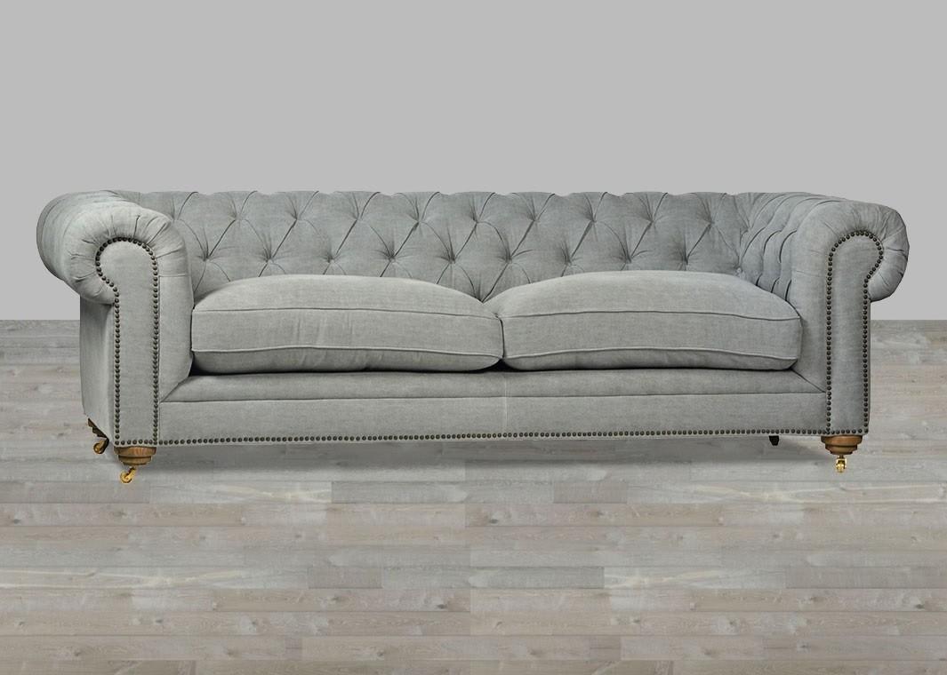 Fabric Sofas, Buy Fabric Sofas, Living Room Fabric Sofas – Silver Pertaining To Upholstery Fabric Sofas (Image 2 of 22)