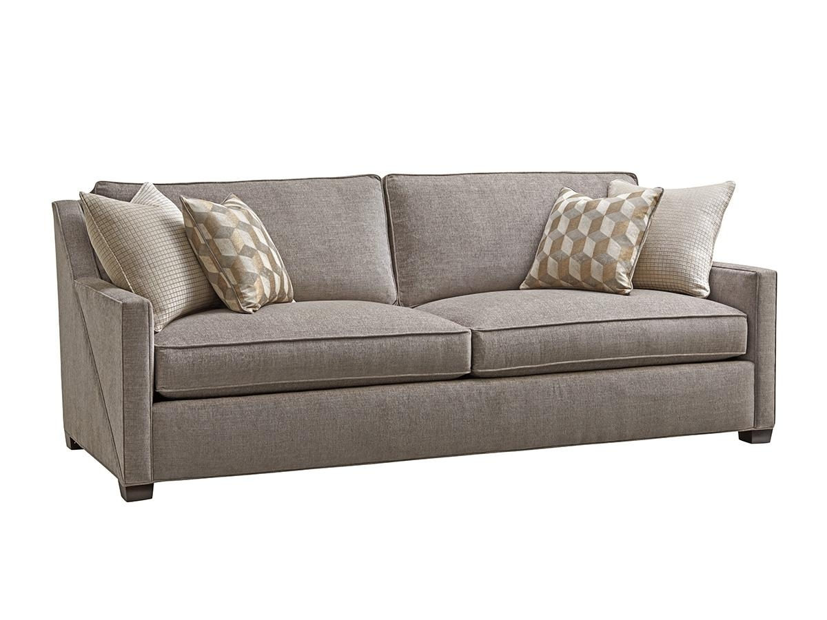 Fabric Upholstery – Sofas / Sleeper | Lexington Home Brands For Upholstery Fabric Sofas (View 4 of 22)