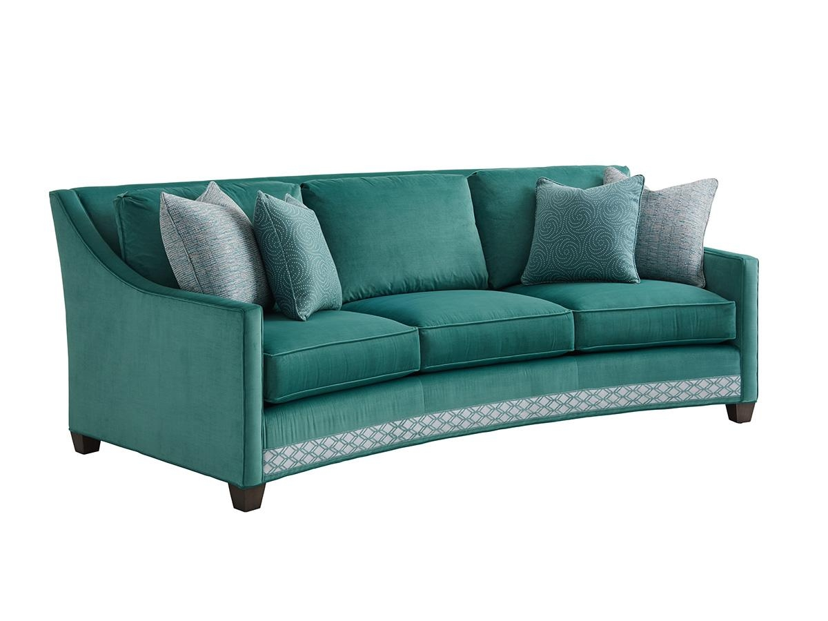 Fabric Upholstery – Sofas / Sleeper | Lexington Home Brands Throughout Upholstery Fabric Sofas (View 8 of 22)