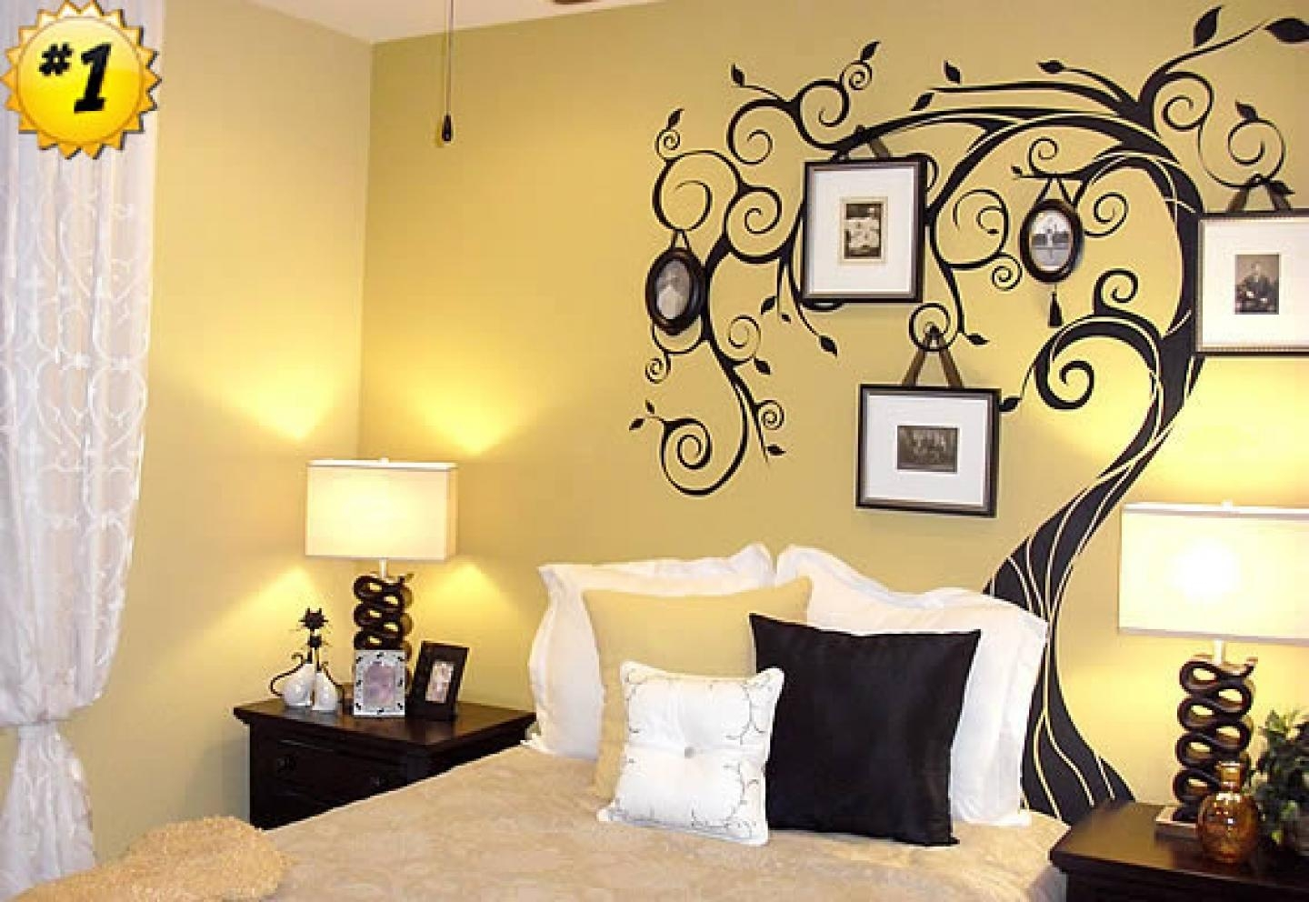 Fabulous Wall Decorations For Bedrooms Bedroom Wall Art Bedroom In Wall Art For Bedroom (View 7 of 20)