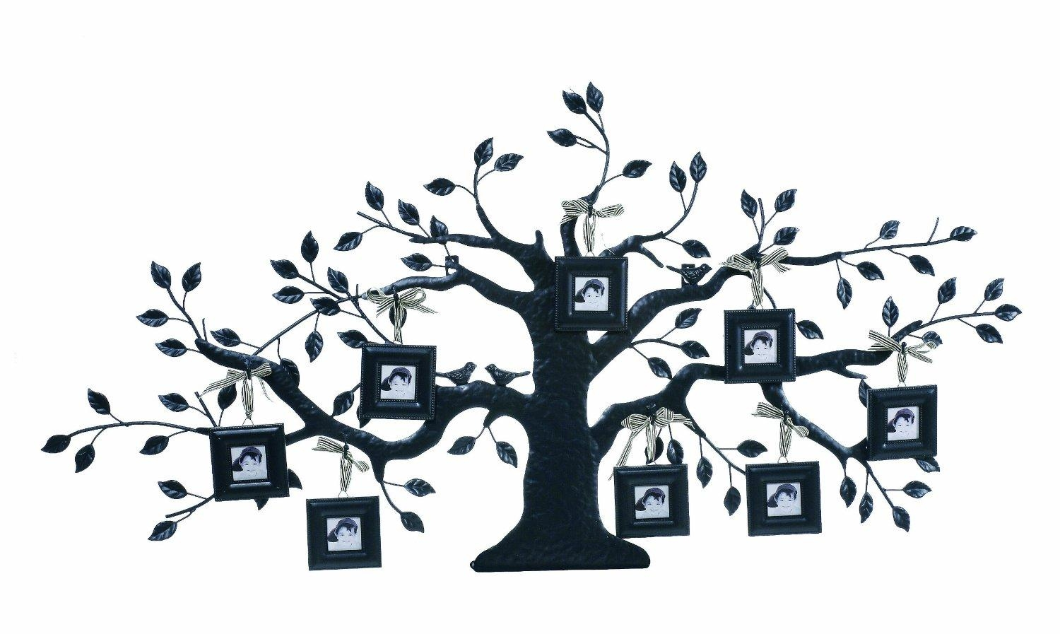 Metal Tree Wall Art Gallery: 20 Collection Of Iron Tree Wall Art
