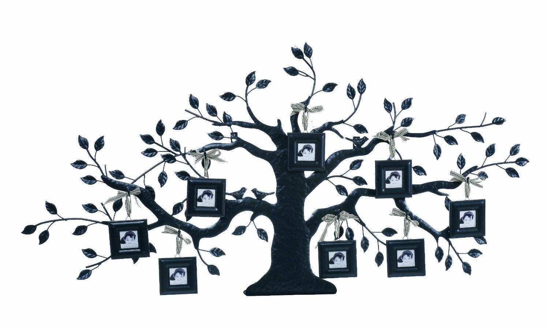 Family Tree Web Art Gallery Metal Tree Wall Decor – Home Decor Ideas Regarding Iron Tree Wall Art (View 9 of 20)