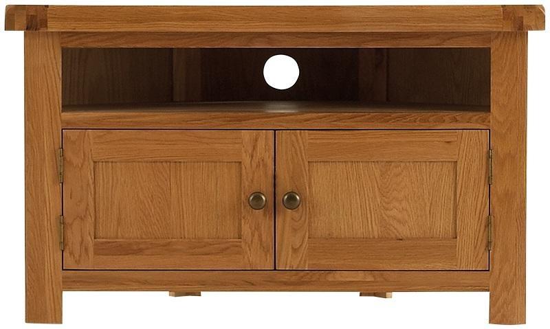 Fantastic Furniture | Pine And Oak | Furniture Workshoppe Regarding Most Popular Oak Corner Tv Cabinets (View 3 of 20)
