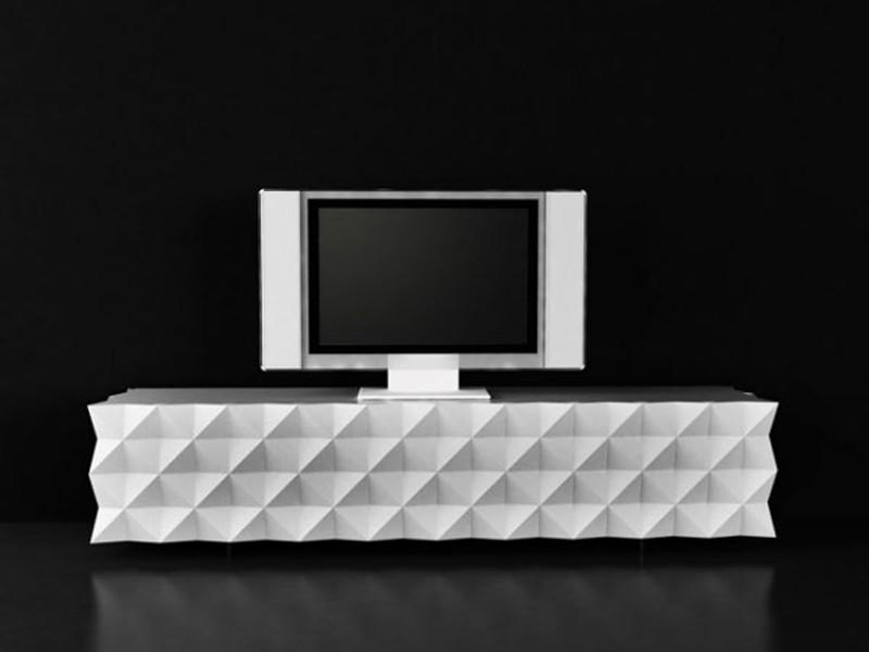 Find New Inspiration In Your Living Room With Creative Tv Stand Inside 2017 Ultra Modern Tv Stands (Image 5 of 20)