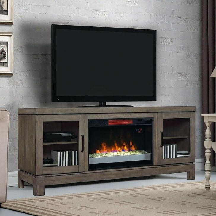 Fireplace: Minimalist Electric Fireplace Stands Design Regarding Most Recent Big Lots Tv Stands (Image 5 of 20)