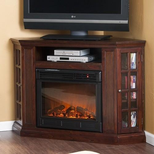 20 ideas of 50 inch corner tv cabinets tv cabinet and for Fireplace cabinet ideas