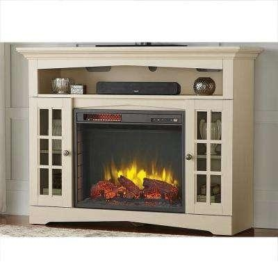 Fireplace Tv Stands – Electric Fireplaces – The Home Depot Inside Latest 50 Inch Fireplace Tv Stands (Image 14 of 20)