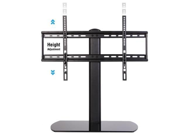 Fitueyes Universal Tv Stand Pedestal Base Wall Mount For 32 65 With Current Vizio 24 Inch Tv Stands (View 4 of 20)