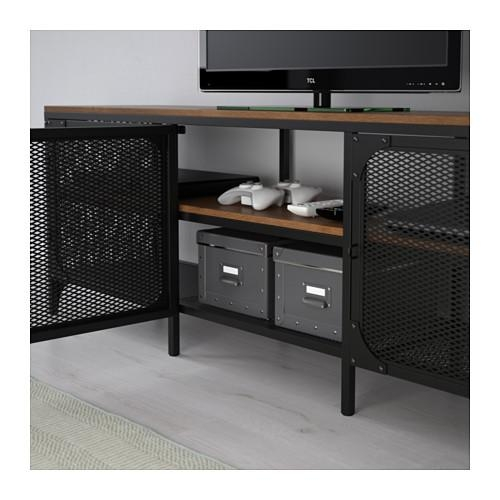 Fjällbo Tv Unit – Ikea Inside Most Recently Released Tv Units Black (Image 11 of 20)