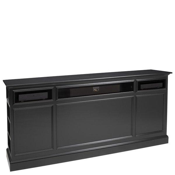 Flat Panel Mount Tv Stands You'll Love | Wayfair Regarding Latest Smoked Glass Tv Stands (Image 11 of 20)