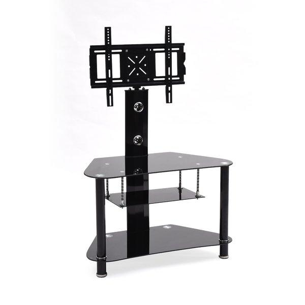 Flat Panel Mount Tv Stands You'll Love | Wayfair With Regard To Most Recently Released Modern Tv Stands With Mount (Image 8 of 20)