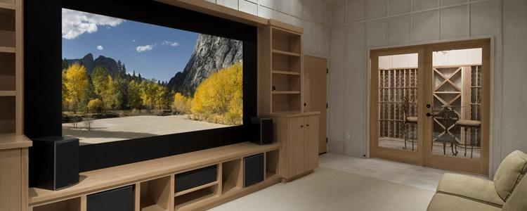 Flat Screen Tv Stands And Cabinets Guide With Regard To Most Popular Large Tv Cabinets (View 7 of 20)