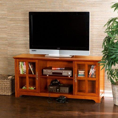 Flatscreen Tv Stands: 5 Best Rated Value Tv Stands With 2018 Oak Tv Stands For Flat Screens (Image 6 of 20)