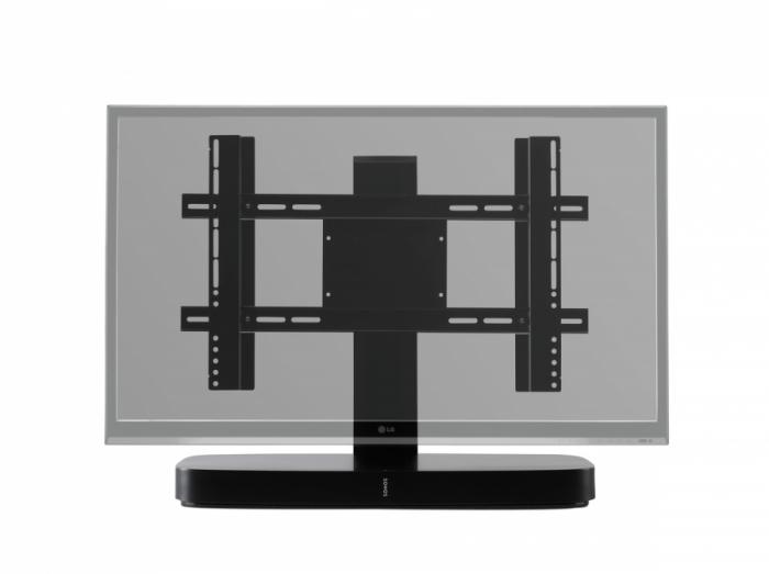 Flexson Adjustable Tv Stand For Sonos Playbase   Smart Home Sounds For Most Popular Sonos Tv Stands (Image 5 of 20)