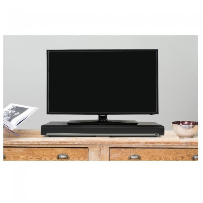 Flexson Flxpbst1021 Tv Stand For Sonos Playbar (Home Cinema With Regard To Most Up To Date Sonos Tv Stands (Image 6 of 20)
