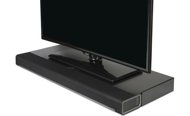 Flexson Tv Stand For Sonos Playbar At Crutchfield In Most Popular Sonos Tv Stands (View 2 of 20)