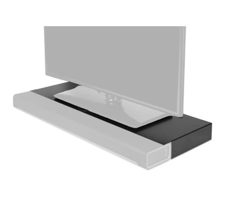 Flexson Tv Stand For Sonos Playbar – Buy Sonos Stand – Www Intended For Latest Sonos Tv Stands (Image 10 of 20)