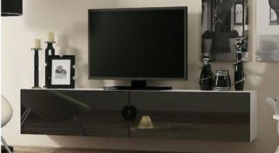 Floating Tv Console. Floating Tv Stand (Image 9 of 20)