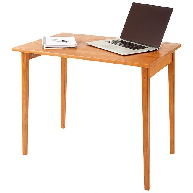 Folding Laptop Desk – Portable Work Table | Manchester Wood Within Recent Folding Tv Tray (Image 5 of 20)
