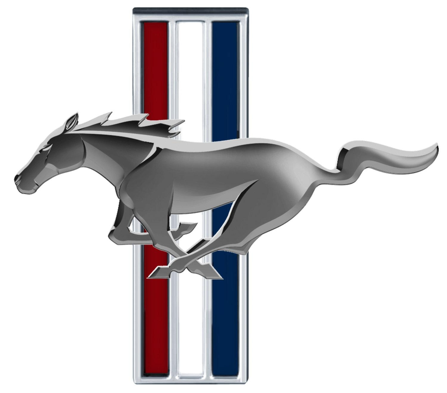 Ford Mustang Logo | Free Download Clip Art | Free Clip Art | On With Ford Mustang Metal Wall Art (Photo 14 of 20)