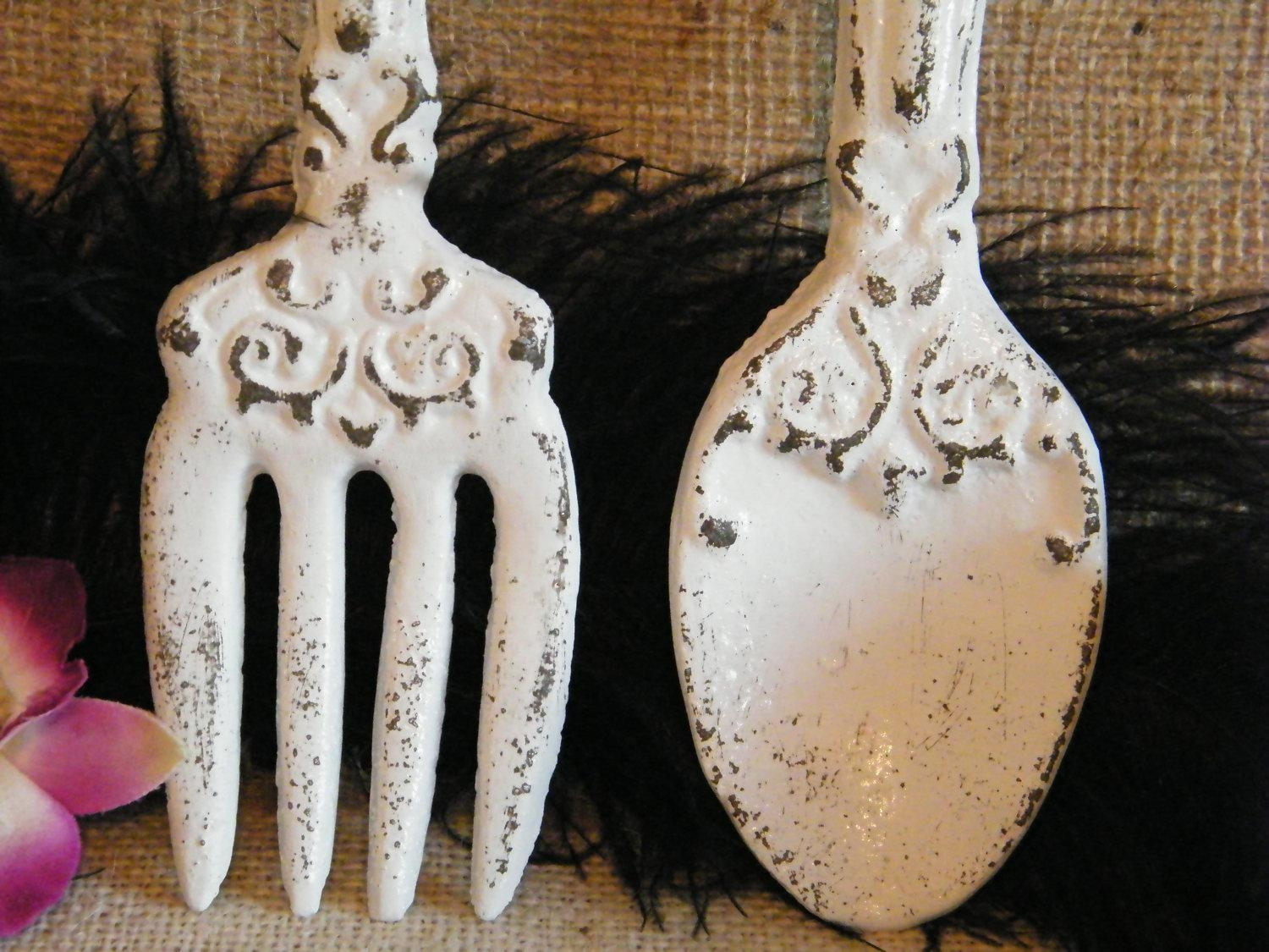Fork And Spoon Wall Art | Roselawnlutheran In Large Spoon And Fork Wall Art (Image 4 of 20)