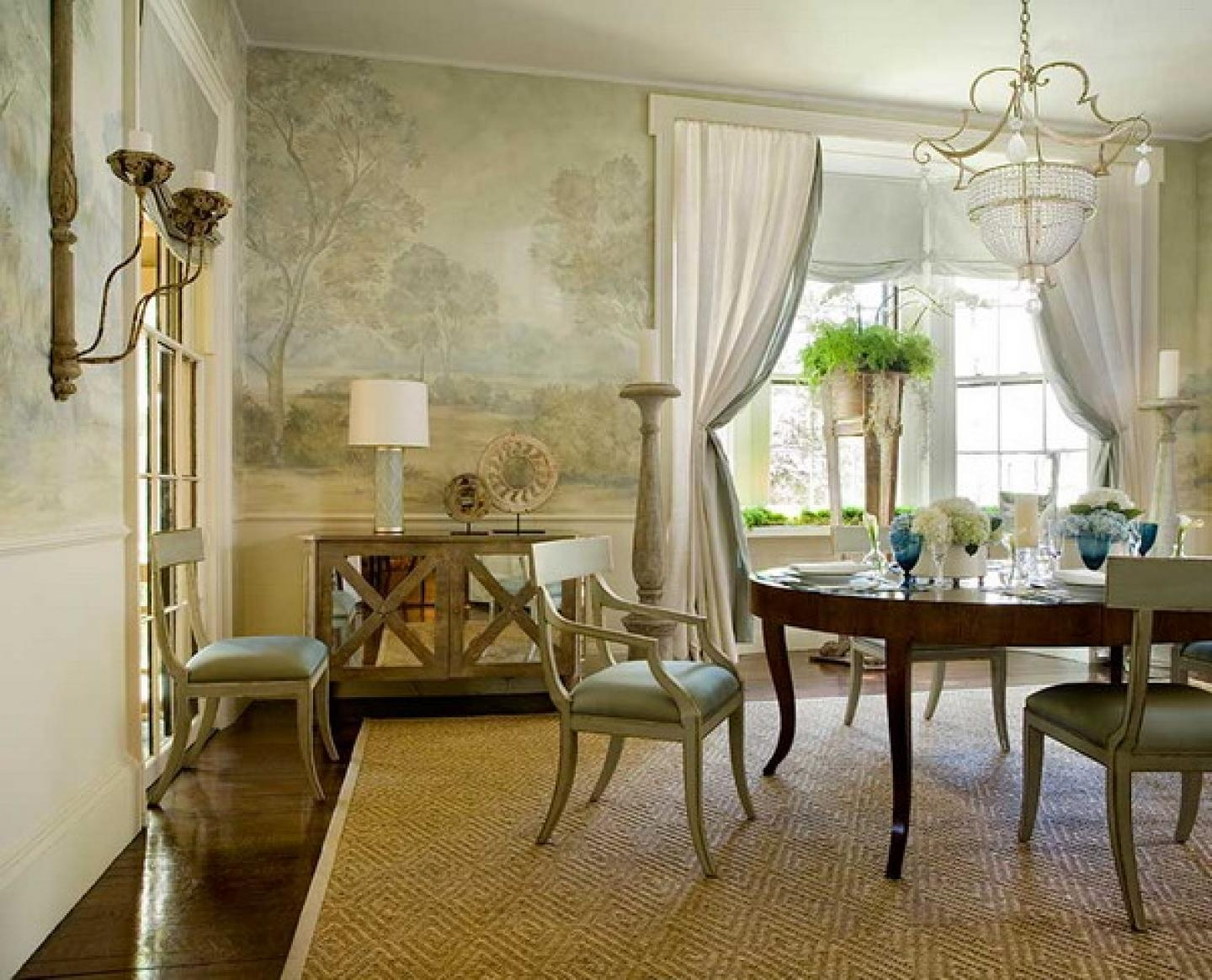 20 collection of formal dining room wall art wall art ideas for Nursing home dining room ideas