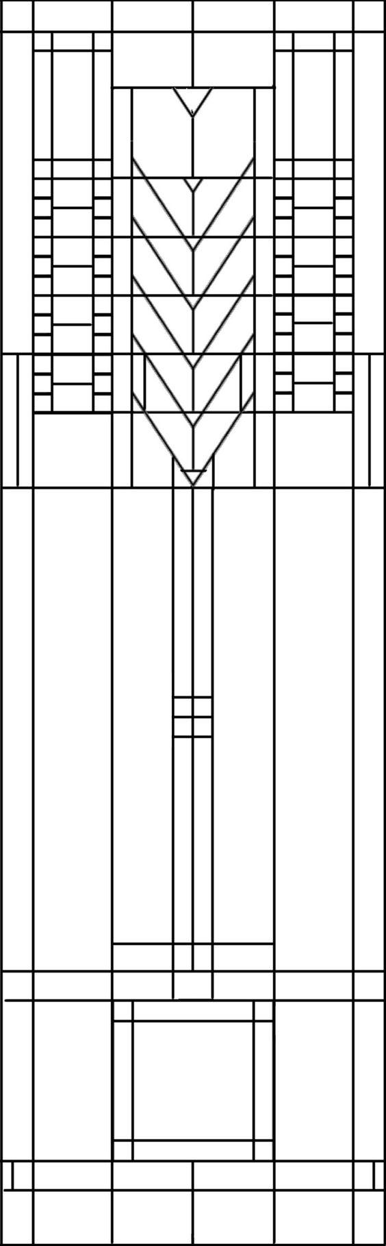 Frank Lloyd Wright Patterns – Google Search | Lcc Project With Regard To Frank Lloyd Wright Wall Art (View 20 of 20)